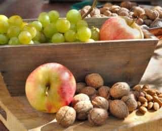 Calendrier fruits et légumes