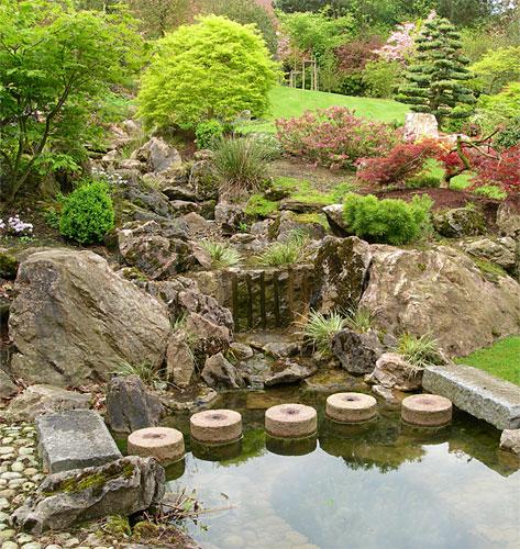 Le journal du jardin for Jardin belgique