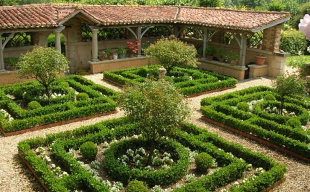 Thir le jardin du b timent le journal du jardin for Jardin william christie