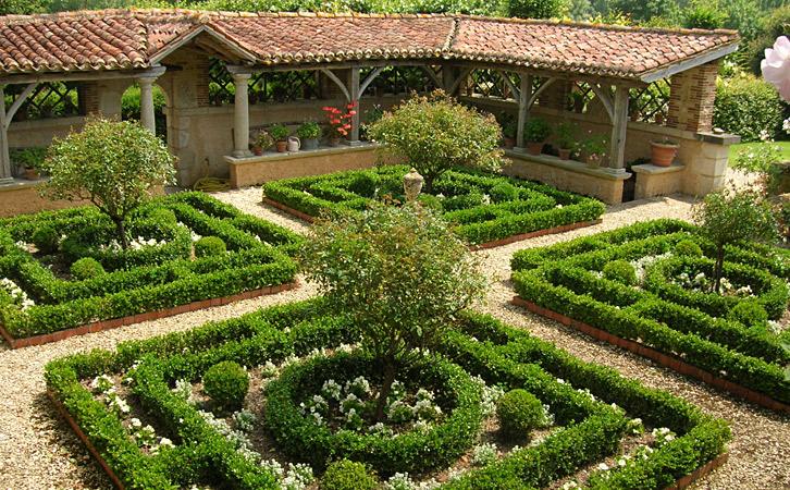 Thir le jardin du b timent for Jardin william christie