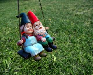 Les nains de jardin : la petite histoire