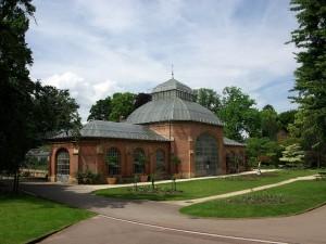 A visiter le journal du jardin for Jardin botanique metz