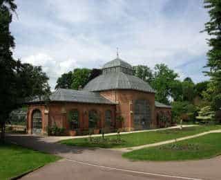 Le jardin botanique de Metz