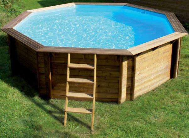 Des piscines pour tous les budgets le journal du jardin for Piscine hors sol chauffee