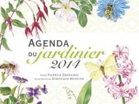 Agenda du jardinier 2014