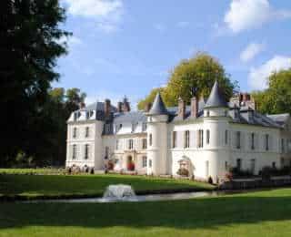 Promenade au Château Saint Just