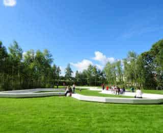 La Ville de Versailles ouvre le jardin des étangs Gobert