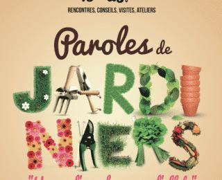 Paroles de jardiniers du 13 au 28 juin 2014