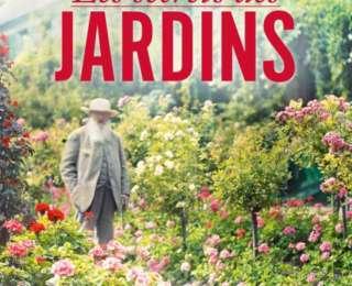 Librairie : Les secrets des jardins par Pauline Tanon