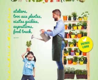 Paroles de Jardiniers les 3 et 4 juin 2017 à Versailles