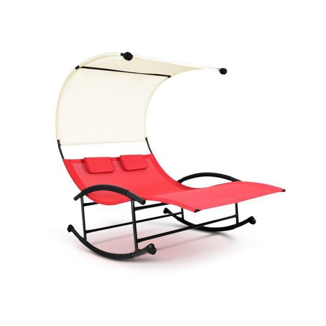 doubl-chaise-longue