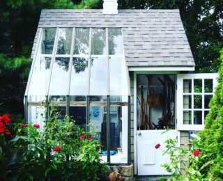 Quels matériaux pour son abri de jardin ?
