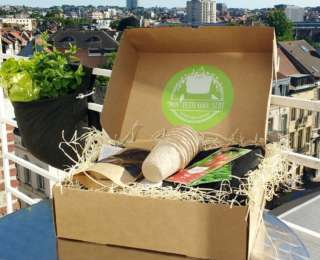 Une box pour jardiner bio