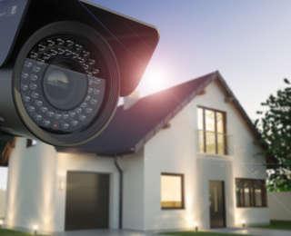 La télésurveillance pour surveiller son domicile