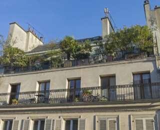 Comment embellir la façade de votre appartement parisien ?