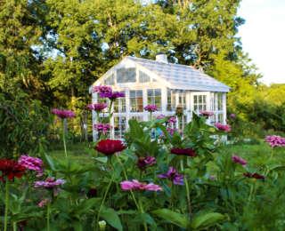 Tout sur la serre de jardin