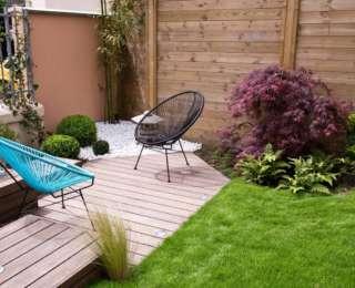 Comment maximiser l'espace disponible dans un petit jardin ?