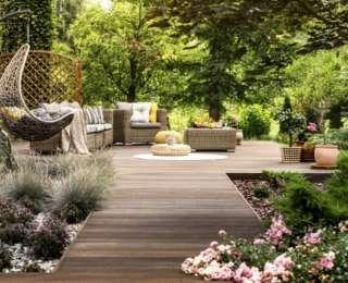 Extérieur : comment améliorer l'aspect de mon jardin ?