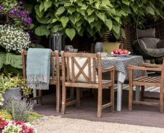Comment choisir son mobilier d'été ?